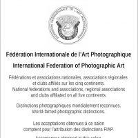 2020 - FIAP Publicity Sheet